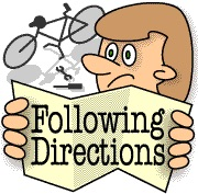 following-directions